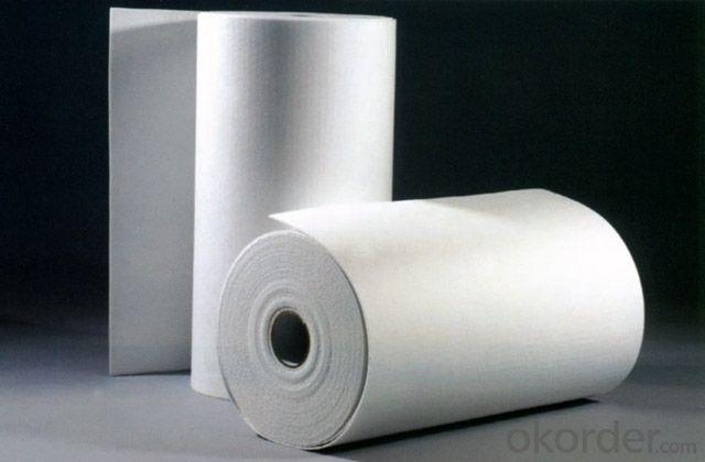 Ceramic Fiber Paper For Gasket High Temperature