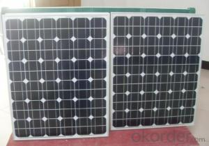 Solar Monocrystalline Series Panels on Sale