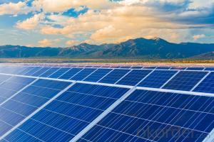 255W Polycrystalline Silicon Solar Panel