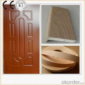 Door Skin Panels / Moulded Door Skins Press/4 Layer Door Skin Hot Press Machine