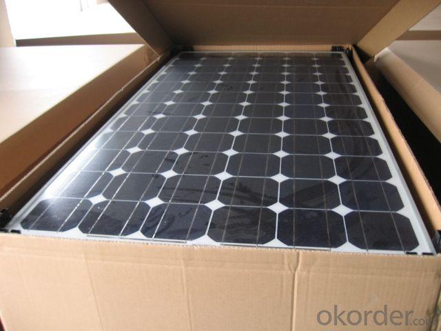 CNBM Solar Monocrystalline Series Panels