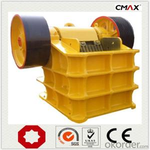 Stone Jaw Crusher Vibrating Feeder in China