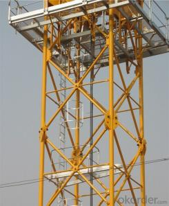Tower Crane for Sale,Tower Crane Price manufacturer factory price Q5010
