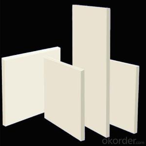 High Aluminium Thermal Insulation Ceramic Fiber Board