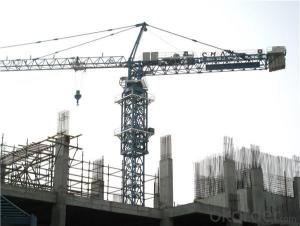 4T Mini Tower Crane with Good Quality For Sale