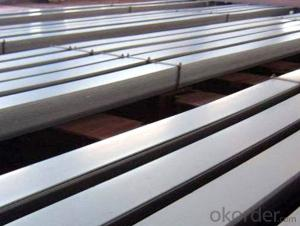 Good Quality Special Steel Flat Bar For Automobile Used
