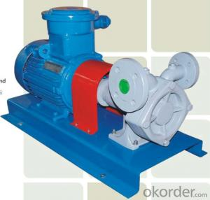 LWB-150 LPG Turbine Pump for High Pressure