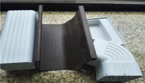 Made by Factory Rainwater Roof Pvc /AES Drain Sytem Downspout