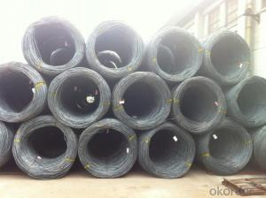 Hot Rolled Wire Rods with Good Quality SAE 1008