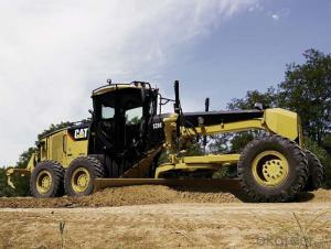 Motor Grader  Sag Series Full Hydraulic : Sag120