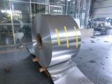 Hojas de Aluminio Revestidas en color Transparente para Paneles Aislados