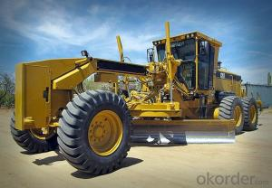 Motor Grader  11 Tonwith China