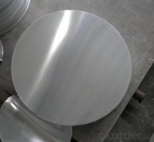 Aluminum Circle/Disc 1050 1100 3003 with High Quality