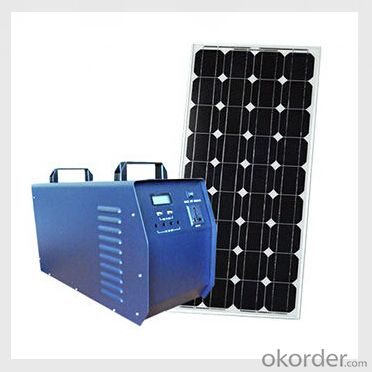 Solar Home System Small Solar System 500W