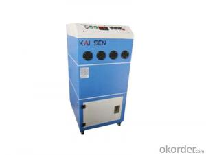 Movable High Vacuum Soot Purifier 160-350 m3/h