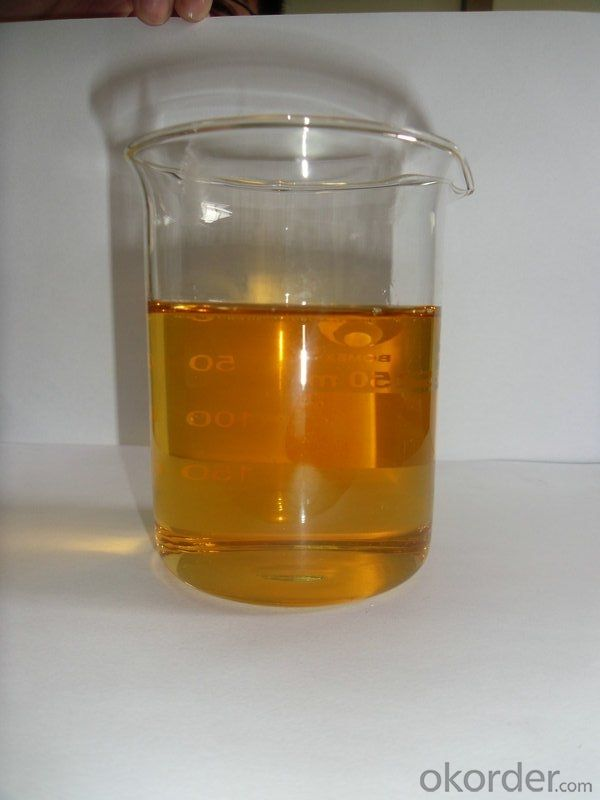 Polycarboxylate Superplasticizer   PCE   Liquid of the Solid Content 40%