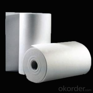 Ceramic Fiber Paper High Pure Sealing Material