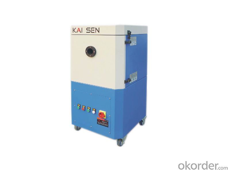 Movable High Vacuum Soot Purifier  Low Noise and High Vacuum Fan