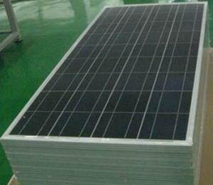 Solar Modules Poly-crystalline 140W 156*156 Module