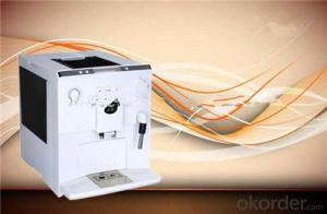 CE Approved Intelligent Coffee Machine  Espresso Machine from cnbm