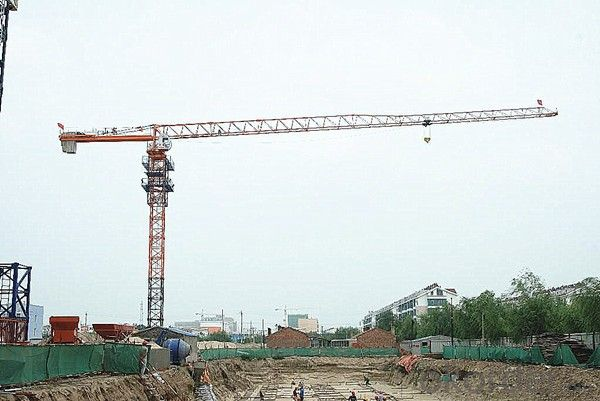 Tower Crane for Sale,Tower Crane Price manufactureSelf-Erecting Large PT6015-10T