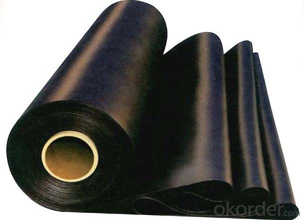 EPDM Waterproofing Membrane Roll Used in Roofing Field