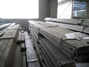 Stainless Q235/275 Alloyed Mild Steel Flat Bar with High Quality