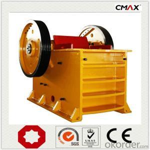 Stone Jaw Crusher Professional for Mining Machine