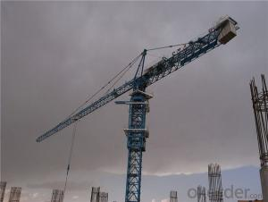 Tower Crane LC1100 series 5ton,6ton,8ton capacity