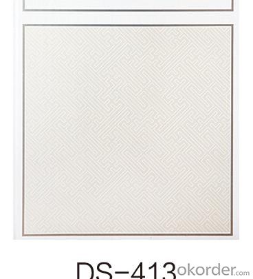 PVC Ceiling Pvc Printing 30cm Panel Pringting