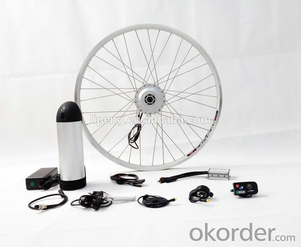 E-bike Motor 250W 36V, Electric Bike Kit, Spare Parts