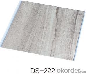 PVC Panel/PVC Ceiling/PVC Wall Panel Haining Factory Cheap Price Morden Design