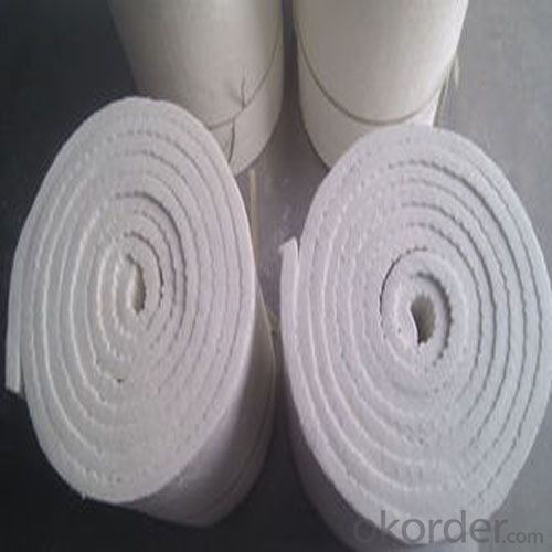 High Alumina Fire Ceramic Fiber Blanket  Made In China