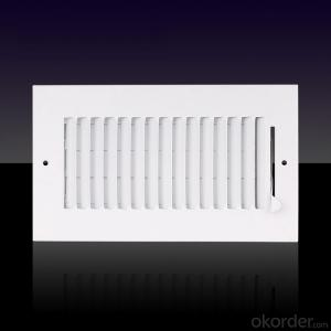 Multi Way Straight Blade Air Vent Diffuser Ceiling Use