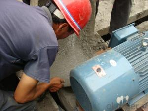 Cement-Based Grouting Material for Building Construction