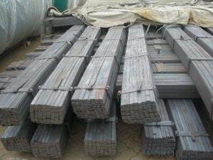 Hot Rolled Flat Bars with Material Grade Q235 with Cr Added