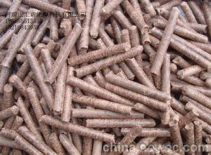 Biomass Pellet  Made by Bamboo calorific value 3900~4800 Kcal /kg