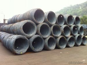 Hot Rolled Wire Rods with Material Grade SAE 1008