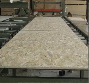 Oriented Strand Board Phenolic Glue OSB Board