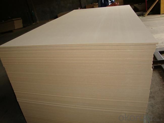 Fire Retardant MDF Boards FR MDF PINK MDF