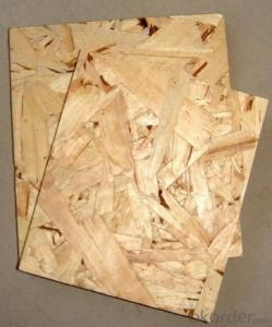 Oriented Strand Board Chinese OSB3 Board Wooden Panel