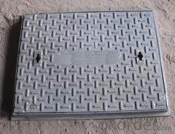 Manhole Covers EN124 Ductile Iron Square