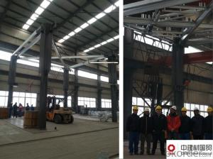 Prefabricated Portal Light Weight Frame Steel Structural Factory Design