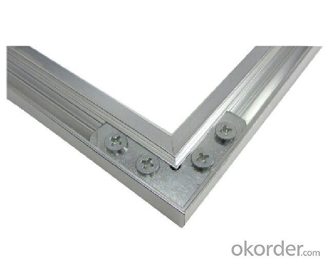 Aluminum Frame on Solar Panel