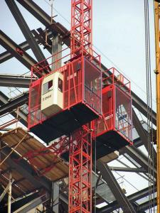 Construction material Elevator in Low Price  SC200/200