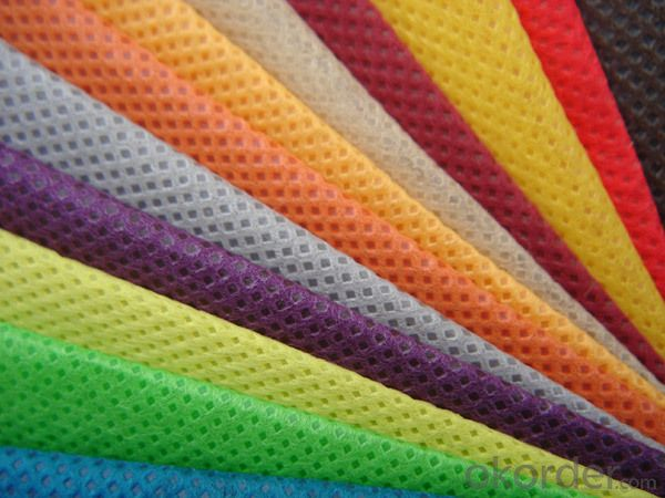 White spunbond PP non-woven fabric in Rolls