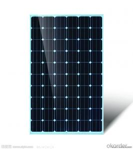 MWT Solar Module With High Efficiency Maintenance Free