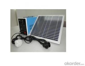 CNBM Solar Home System Roof System Capacity-15W