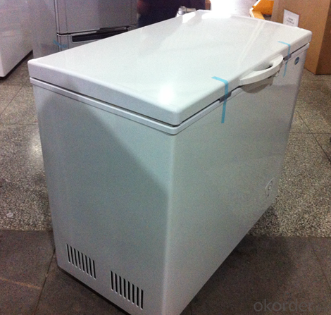 Solar Powered DC Refrigerator With Loading Capacity 55L
