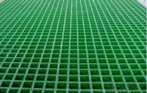 Plastic Grass Grid used for Land Protection